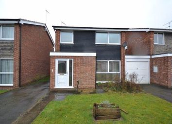 Thumbnail 4 bed detached house to rent in Arreton Close, Knighton, Leicester