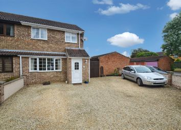 Thumbnail 3 bed end terrace house for sale in Wye Close, Bicester