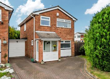 Thumbnail 3 bed link-detached house for sale in Roman Way, Coton Green, Tamworth