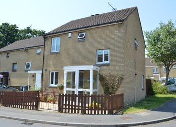 Thumbnail 2 bedroom end terrace house for sale in Strouden Park, Bournemouth, Dorset