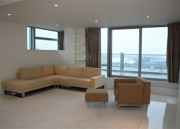 Thumbnail 3 bed flat to rent in 1, Pan Peninsula, Millharbour, Canary Wharf, London