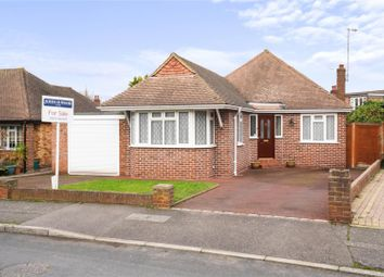 Thumbnail 2 bed detached bungalow for sale in Fortescue Road, Weybridge, Surrey