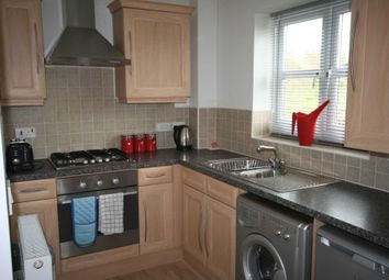 Thumbnail 1 bed flat to rent in Clearwater Quays, Latchford, Warrington