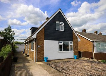 Thumbnail 3 bed property for sale in Westfield Drive, Lincoln, Lincolnshire