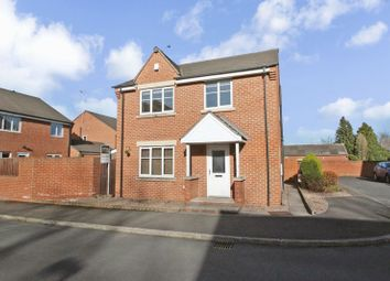 Thumbnail 4 bed detached house for sale in Bailey Close, Pontefract