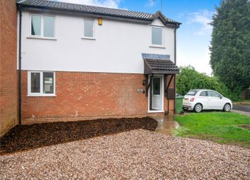 Thumbnail 2 bed semi-detached house to rent in Cheviot Road, Aylestone, Leicester