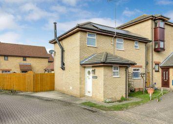 Thumbnail 3 bedroom detached house for sale in Fernan Dell, Crownhill, Milton Keynes