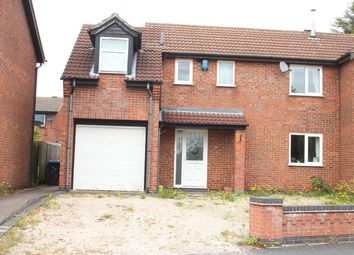 3 bed semi-detached house for sale in Walcote Close, Hinckley LE10