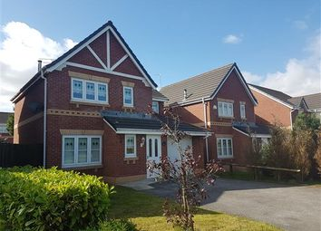 Thumbnail 4 bedroom detached house for sale in Caplin Close, Kirkby, Liverpool