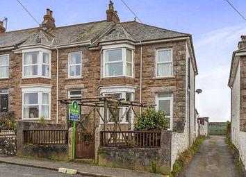 Thumbnail 2 bed semi-detached house for sale in Cadogan Road, Beacon, Camborne
