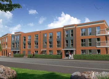 Thumbnail 2 bedroom flat to rent in Ashcombe House, Meridian Way, Southampton, Hampshire