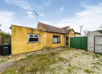 Thumbnail 2 bed detached bungalow for sale in Low Road, Stow Bridge, King's Lynn