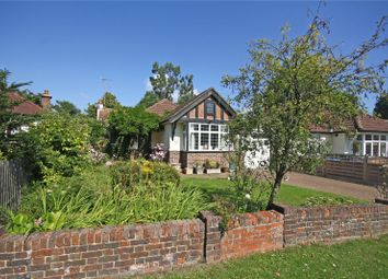 Thumbnail 3 bed detached bungalow for sale in Woodlands Drive, South Godstone, Godstone
