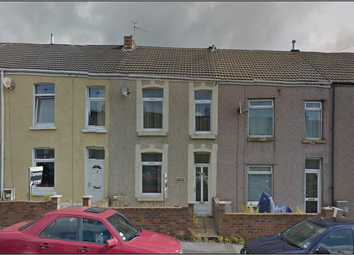 Thumbnail 4 bedroom terraced house for sale in Middle Street, Swansea, Gendros