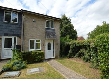 Thumbnail 2 bed end terrace house for sale in Celandine Close, Billericay