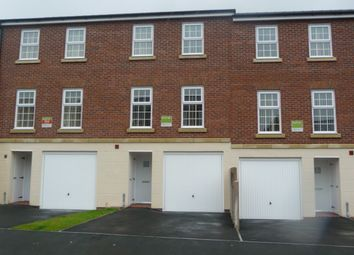 Thumbnail 3 bed town house to rent in 85 Cavaghan Gardens, Carlisle
