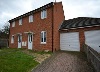 Thumbnail 3 bed property to rent in Sinodun Road, Didcot, Oxfordshire