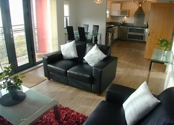 Thumbnail 2 bed flat to rent in Fishermans Way, Trawler Road, Swansea.