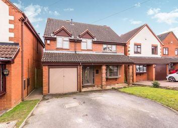 Thumbnail 4 bed detached house for sale in Old Lindens Close, Streetly, Sutton Coldfield, West Midlands