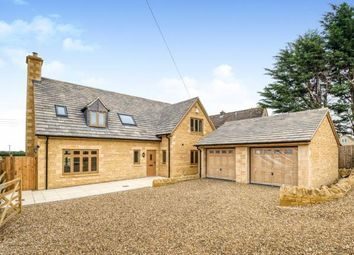 Thumbnail 4 bed detached house for sale in Plot 3, Stratford Road, Weston-Sub-Edge, Chipping Campden
