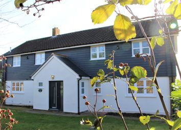 Thumbnail 4 bed detached house to rent in High Street, Ingatestone, Essex