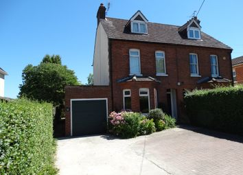 Thumbnail 3 bed semi-detached house to rent in Station Road, Staplehurst, Tonbridge