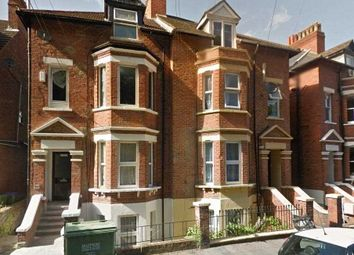 Thumbnail 1 bed flat to rent in First Floor Flat, 58 Broadmead Road, Folkestone