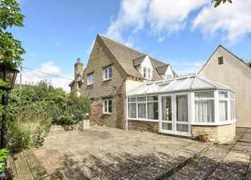 Thumbnail 4 bed detached house to rent in Aston Road, Witney