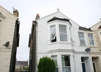 Thumbnail 2 bedroom flat to rent in Stafford Road, Weston Super Mare, North Somerset