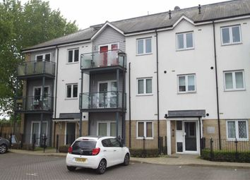 Thumbnail 2 bed flat for sale in Louisa Oakes Close, London