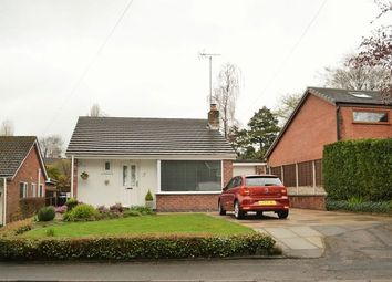 Thumbnail 2 bed detached bungalow for sale in Robin Lane, Parbold, Wigan