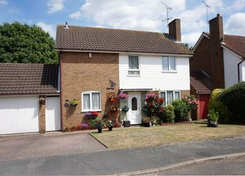 Thumbnail 4 bed link-detached house for sale in The Pastures, Ipswich