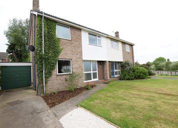 Thumbnail 3 bed semi-detached house for sale in Swindon Lane, Cheltenham, Gloucestershire