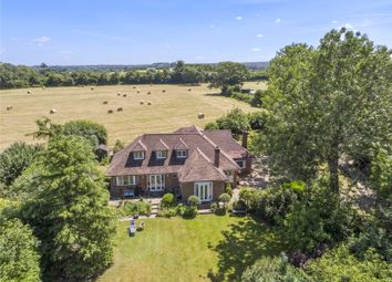 Thumbnail 5 bed detached house for sale in Wonham Way, Gomshall, Guildford, Surrey