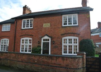 Thumbnail 4 bed detached house for sale in Chapel Street, Blaby, Leicester