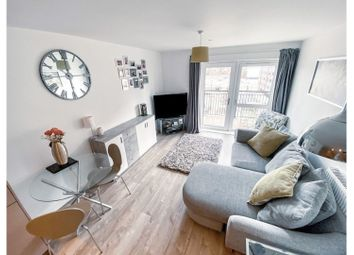 Thumbnail 1 bed flat for sale in Capstan Road, Woolston, Southampton