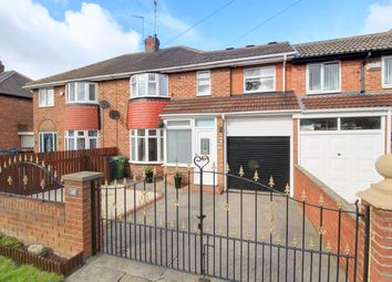 Thumbnail 4 bed semi-detached house for sale in Dovedale Road, Seaburn, Sunderland