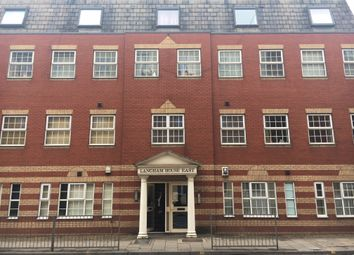 Thumbnail 3 bed flat to rent in Langham House Mill Street, Luton