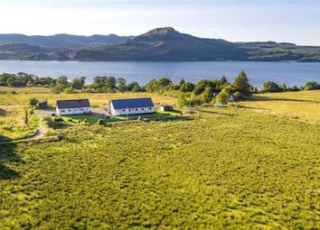 Thumbnail 4 bedroom detached bungalow for sale in Drimdarroch House, Strathlachlan, Cairndow, Argyll And Bute