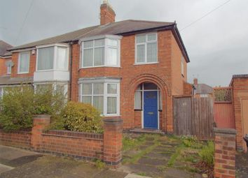 Thumbnail 3 bedroom semi-detached house for sale in Sudeley Avenue, Leicester, Leicestershire
