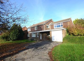 Thumbnail 4 bed detached house to rent in Lakeside, Bracknell