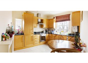 Thumbnail 3 bed flat for sale in Holland Road, Kensington