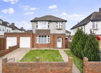 Restons Crescent, London SE9. 3 bed detached house for sale