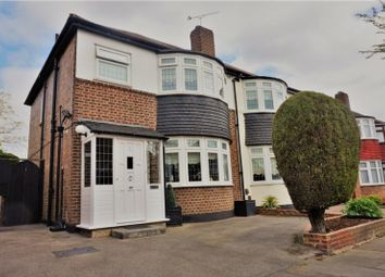 Thumbnail 3 bed semi-detached house for sale in Penrith Road, Ilford