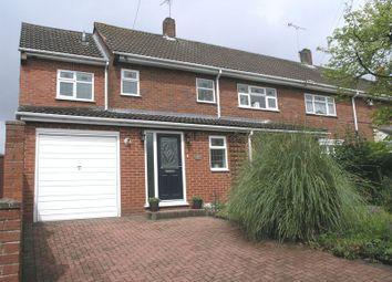 Thumbnail 4 bed semi-detached house for sale in Oak Court, Hagley Road, Halesowen