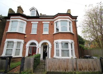 Thumbnail 2 bed flat for sale in Elliott Road, Thornton Heath, Surrey