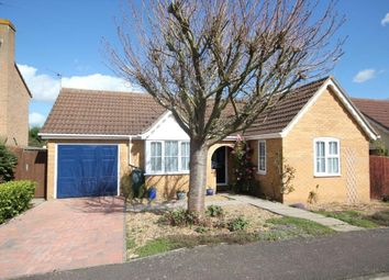 Thumbnail 2 bed detached bungalow for sale in Hinton View, Haddenham, Ely