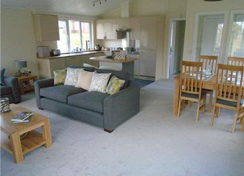 Thumbnail 3 bed lodge for sale in Pendine