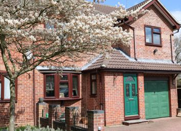 Thumbnail 4 bed semi-detached house to rent in Strawberry Fields, Bramley, Tadley