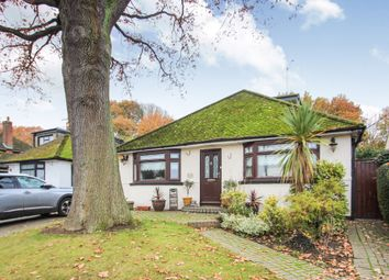 Thumbnail 4 bed detached bungalow for sale in Bullwood Road, Hockley, Essex